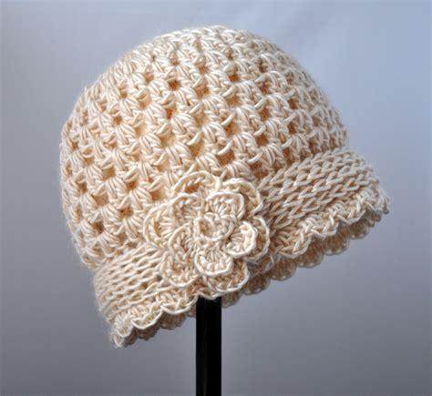 free pattern crochet hat hat classy crochet