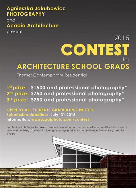 Architectural Design Competition Rules | design competitions architecture cal poly san luis obispo