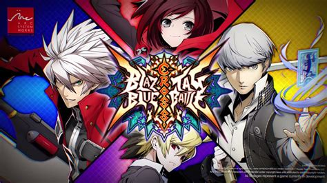 cross tags half of blazblue cross tag battle s character roster is dlc fans are raging push