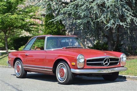 1969 mercedes 280sl 1969 mercedes 280sl for sale 49 500 1464883