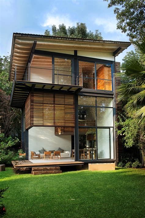 contemporary home design e7 0ew galeria de casa chipicas alejandro s 225 nchez garc 237 a