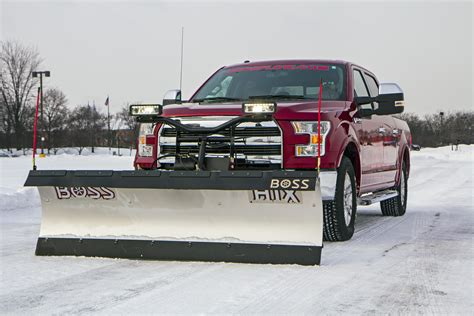 snow plows   ford