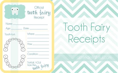 printable card from tooth fairy 7 best images of printable tooth fairy cards free tooth