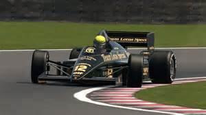 Senna Lotus Ayrton Senna Lotus 97t 85 Gran Turismo 6 Kudosprime