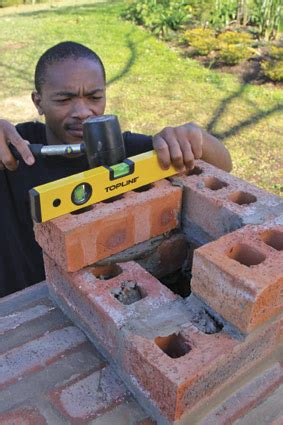 diy clay bricks phenomenal idea that shows how to build a pizza