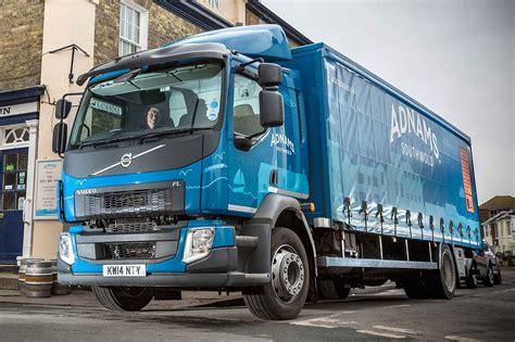 volvo truck fl volvo fl truck motoring research