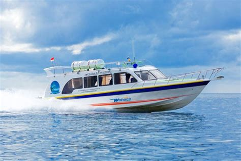 fast boat ubud wahana gili ocean fast boat bali cruise murah