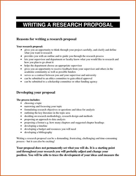 exles of research paper proposals research paper exle apa exles
