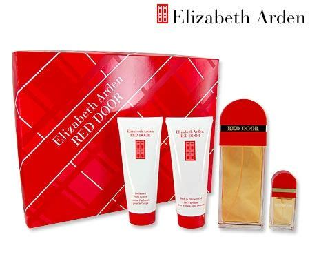 Parfum Original Elizabeth Arden Door Edt 100 Ml Import Usa elizabeth arden door 4 pc gift set 100ml edt sp perfume fragrance spray for sales