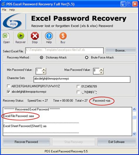 excel remove vba password software key recover ms excel password excel password unlocker to