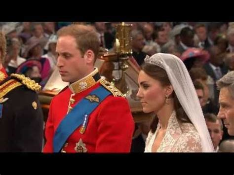 Royal Wedding William Kate Exchange Vows by Royal Wedding Exchanging Of Vows Prince William Catherine
