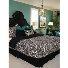 black and white bedroom with a pop of color 1000 images about paint sles and coordinating colors