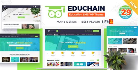 themeforest lms educhain lms wordpress theme nulled download nulled rip
