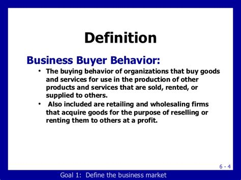 pattern meaning business business markets and business buyer behavior