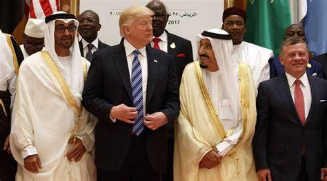 donald trump qatar donald trump calls saudi king salman on qatar crisis asks