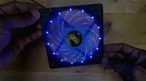 Fan Armaggeddon Azzure Blade armaggeddon azure blade 12cm blue led fan
