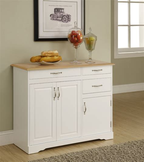 Kitchen Sideboard Ideas | white kitchen buffet cabinet decor ideasdecor ideas