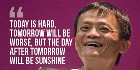 jack ma short biography wisdom of jack ma condensed into 33 quotes