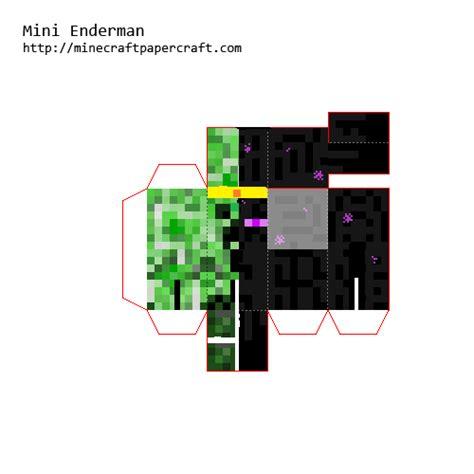Minecraft Mini Papercraft - minecraft mini creeper papercraft www imgkid the