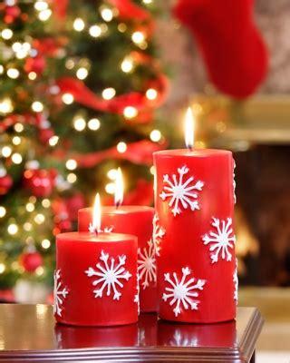 decorare le candele per natale decorare candele natalizie regalo natale originale