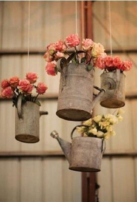 17 Best ideas about Hanging Wedding Decorations on