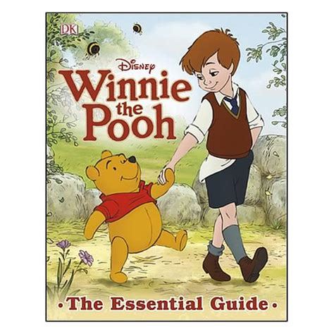 Winnie The Pooh The Essential Guide Book Dk Publishing