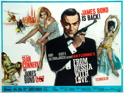 film james bond film like 007 himself james bond movie posters live to see