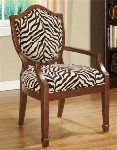 zebra pattern dining chairs black and white dining room decorating with zebra prints