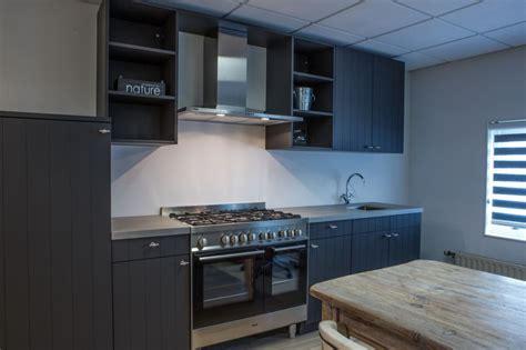 keuken antraciet antraciet grijze quot piet boon quot keuken keukens vloeren en