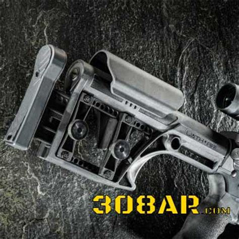 Luth Ar Mba 1 Vs Magpul Prs by Mba Modular Buttstock Assembly Luth Ar