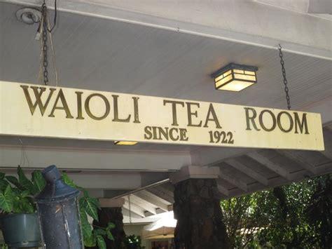waioli tea room the things to do in honolulu 2016 tripadvisor
