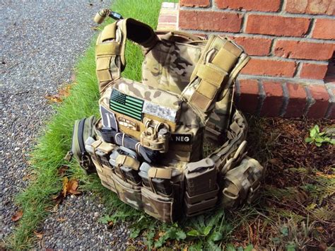 banshee plate carrier setup banshee plate carrier guns gear