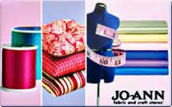 Joann Gift Cards - jo ann gift card discount 7 50 off