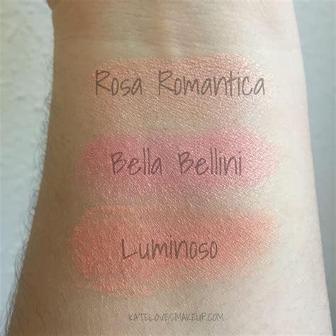 Baked Blush Milani new milani baked blushes rosa romantica and
