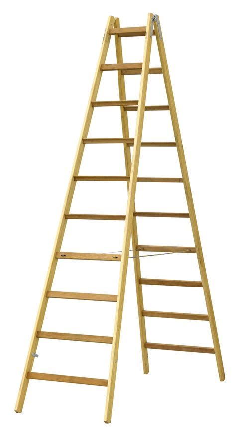 wooden ladder wibe ladders