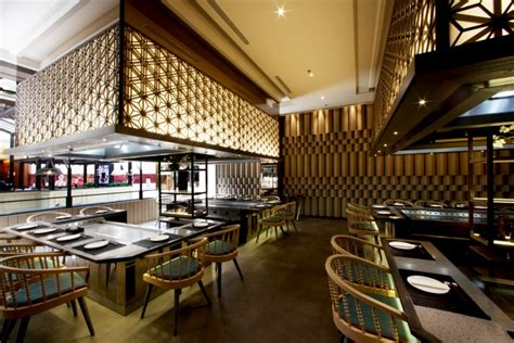 design cafe di indonesia maison tatsuya restaurant by metaphor interior at kota