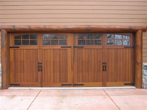 wood garage doors prices best 25 wood garage doors ideas on painted