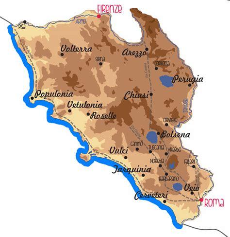 etruria perugia mappa etruria etruscan corner