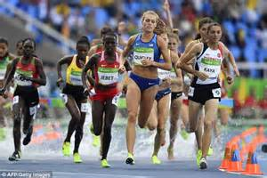 Leader of the pack colleen quigley competed in the women s 3000m