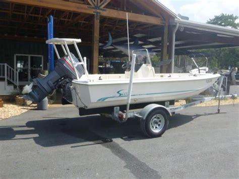 scout 162 sportfish boats for sale 1997 scout boats 162 sportfish gulf to lake marine and