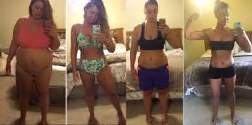 10 weeks change vorher nachher frau nutzt selfies zum abnehmen brigitte de