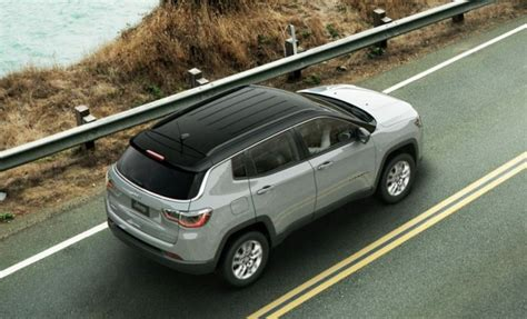 jeep compass 7 seater jeep compass in 7 seat configuration in the works is it