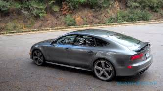 Www Audi 2016 Audi S7 Review Slashgear