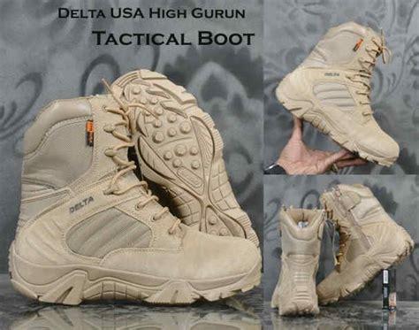 Sepatu Delta Tactical Boot sepatu tactical boot delta toko sepatu