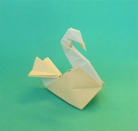 Step By Step Origami Swan - 1000 images about oriegamis net on origami