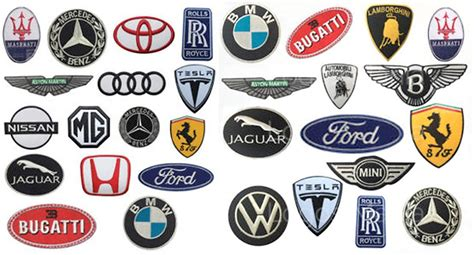 Marcas De Carros Caros Para Colecciones De Autos Lujosos Los Mejores Carros Mundo Parche Bordado Emblemas Marcas De Autos 49 90 En Mercado Libre