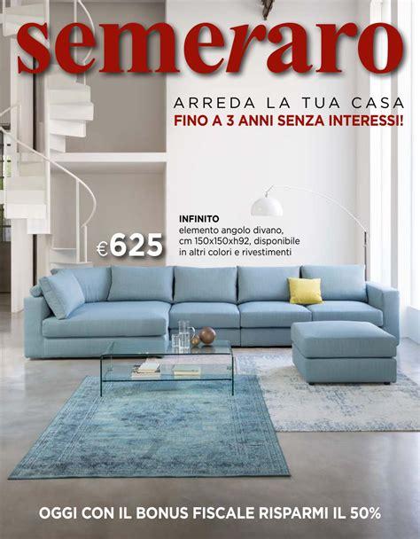 semeraro mobili torino divani letto semeraro design per la casa lxab co