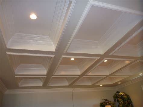 Simple Coffered Ceiling Designs by Coffered Ceiling Pictures Home Planning Ideas 2018