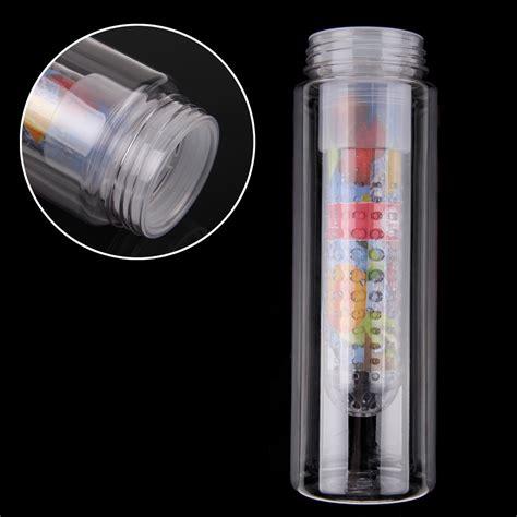 Detox Juice Water Bottle by 700ml Fruit Infuser Water Bottle Infusion Bpa Free