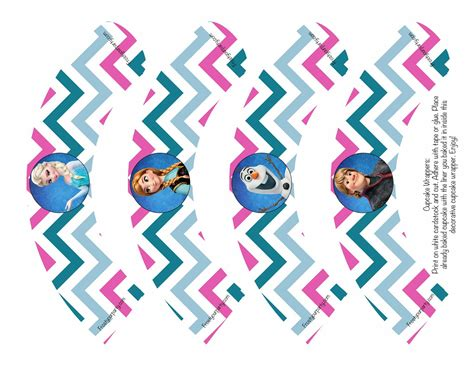 frozen cupcake toppers free car interior design